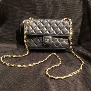 Handbags - Jay Herbert Crossbody quilted bag